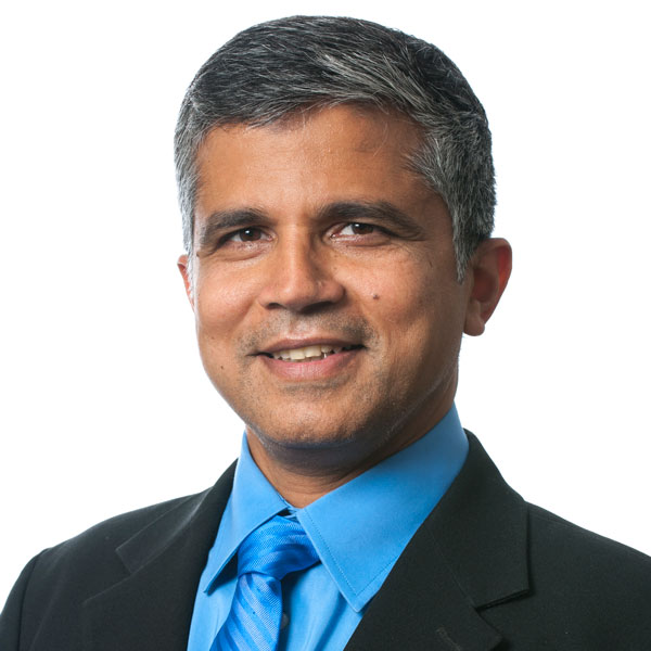 写真:Arm Immersive Experience Group Vice President and General Manager Nandan Nayampally